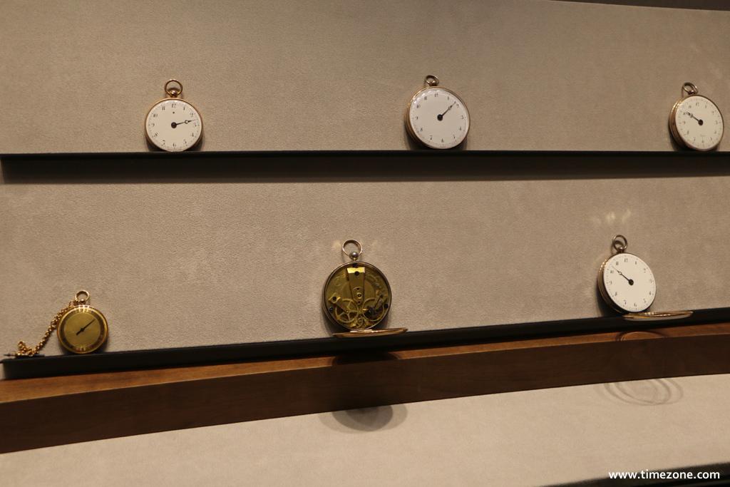 Breguet Museum, Breguet vault, Breguet souscription