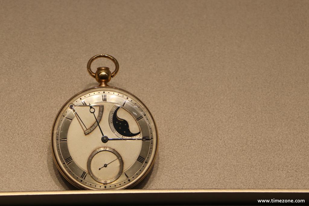 Breguet Museum, Breguet N°5, Breguet 5, Breguet Dumb quarter repeater perpétuelle