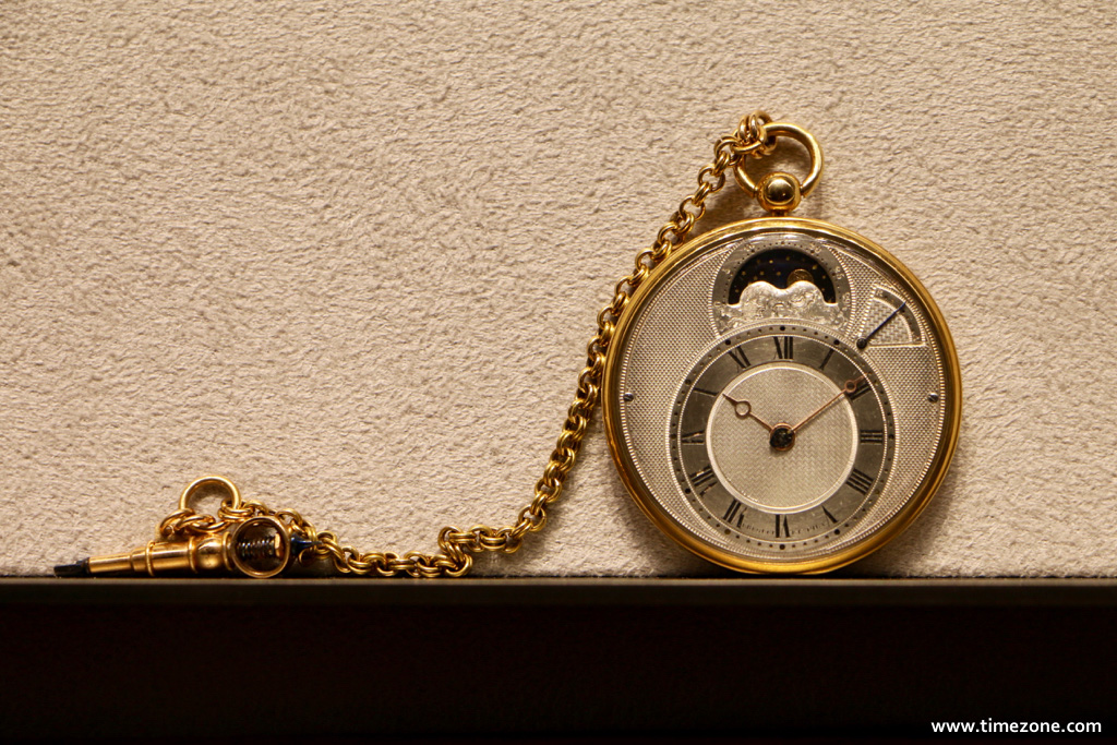 Breguet Museum, Breguet N°2789, Breguet 2789, Breguet médallion watch with phases of the moon