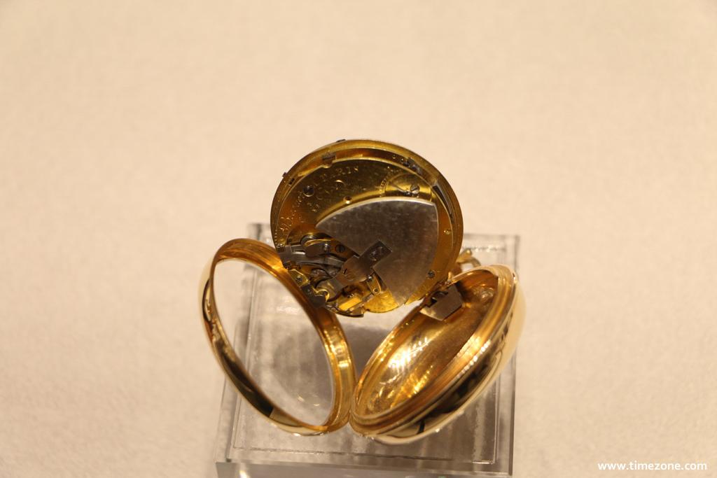 Breguet Museum, Breguet N°15, Breguet 15, Breguet Dumb quarter repeater perpétuelle