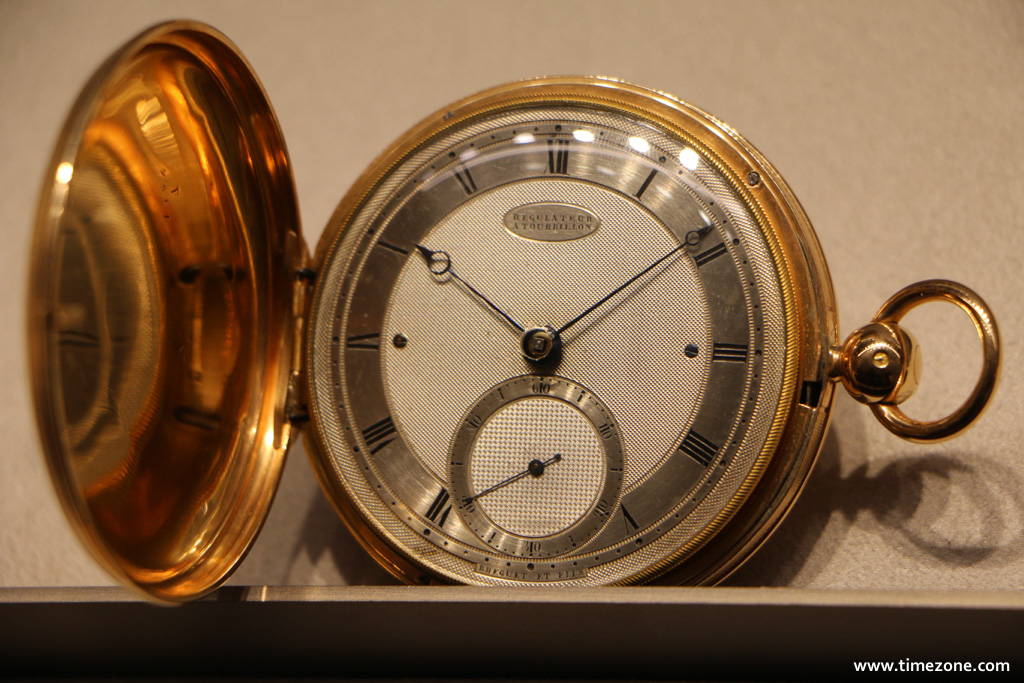 Breguet Museum, Breguet N°2567, Breguet 2576, Breguet gold pocket watch with tourbillon, Breguet chronometer tourbillon