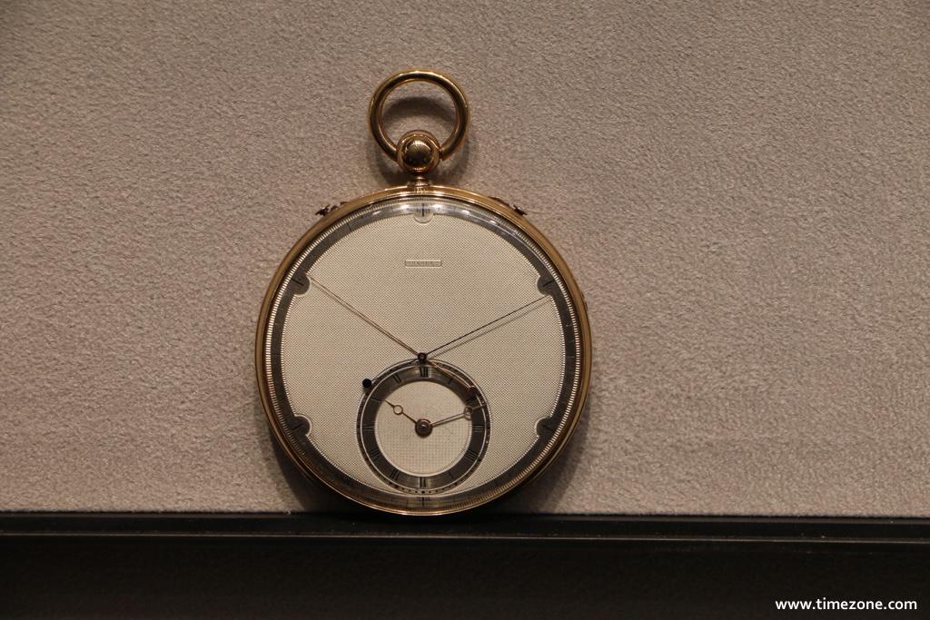 Breguet Museum, Breguet N°4009, Breguet 4009, Breguet split-seconds-chronograph, Breguet split second 1820