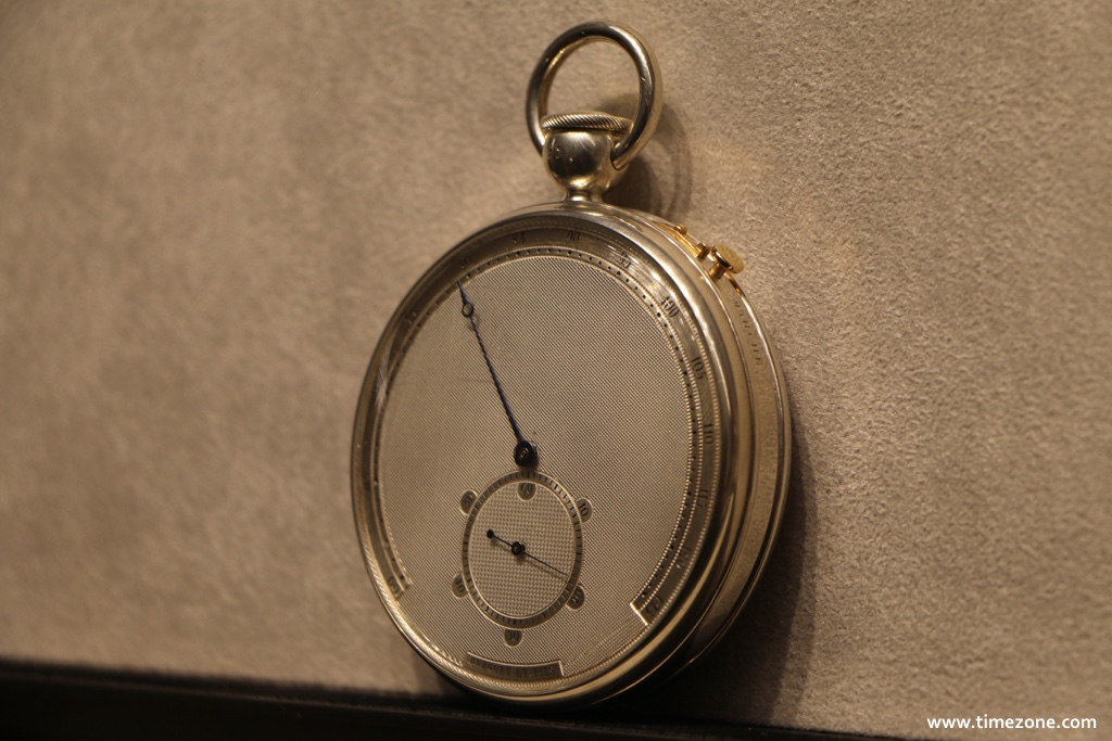 Breguet Museum, Breguet N°3025, Breguet 3025, Breguet metronome, Breguet inking chronograph
