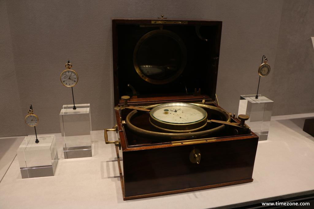 Breguet Museum, Breguet N°5107, Breguet 5107, Breguet marine chronometer