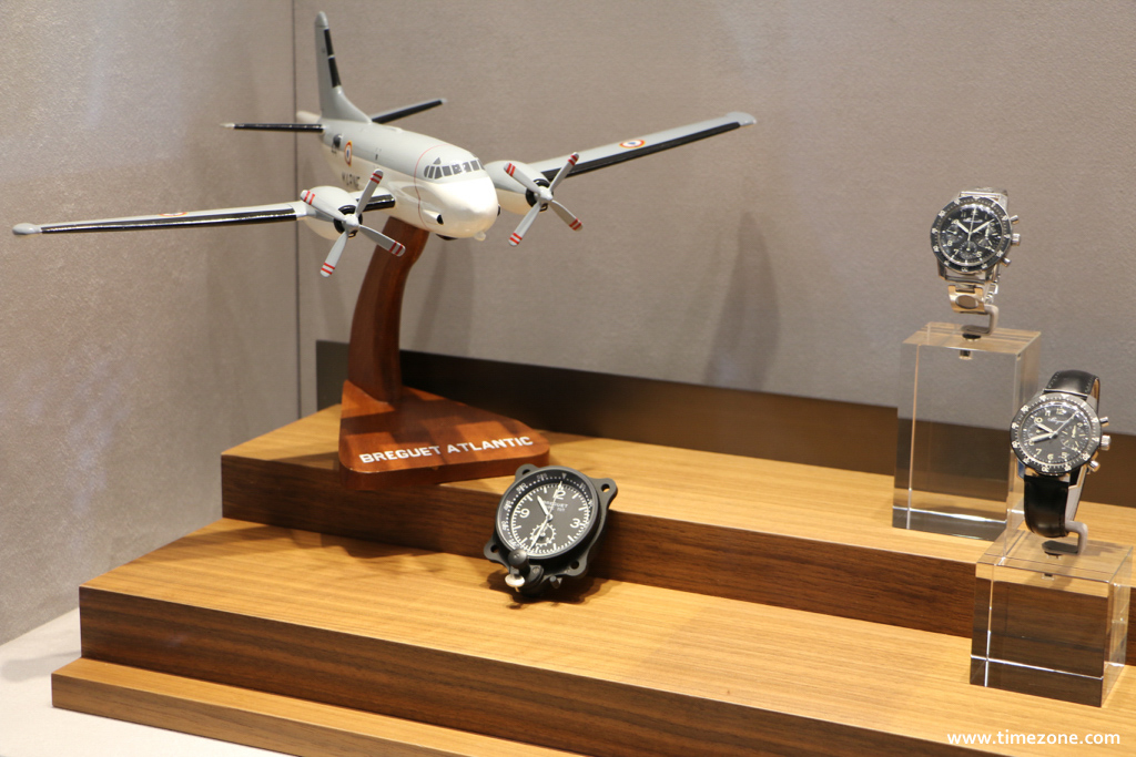 Breguet Museum, Breguet military watch