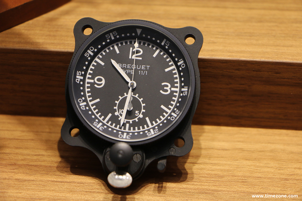 Breguet Museum, Breguet military watch, Breguet Dashboard chronograph Type 11/1, Breguet chronograph Type 11/1