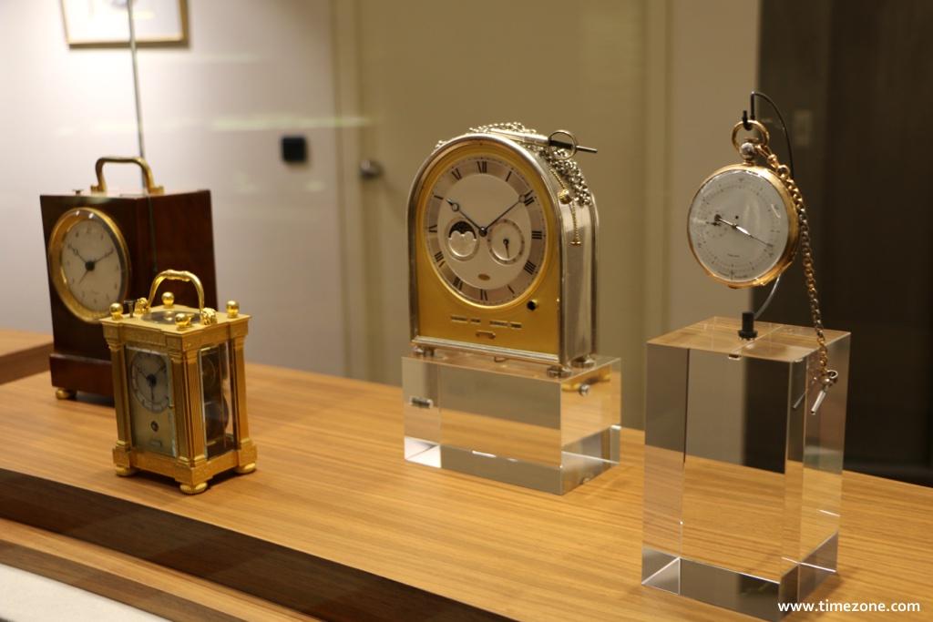 Breguet Museum, Breguet N°2655, Breguet 2655, Breguet Dumb quarter repeater perpétuelle