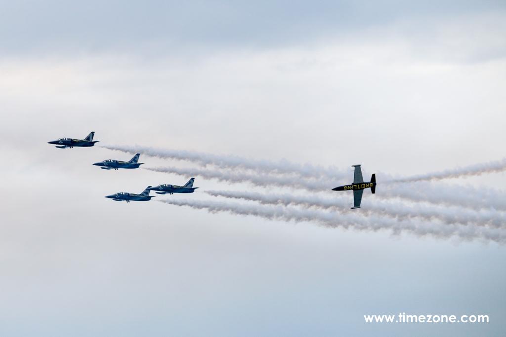Breitling Huntington Beach Air Show, Breitling Air Show, Breitling Airshow, Breitling Jet Team, Breitling USA