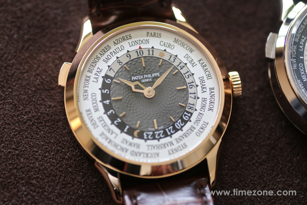 World Time Ref. 5230, Patek Philippe 5230G, Patek Philippe 5230R, Patek Philippe World Time, Patek 5230G, Patek 5230R, Patek Worldtimer, Patek Philippe Preview, Patek Philippe Beverly Hills