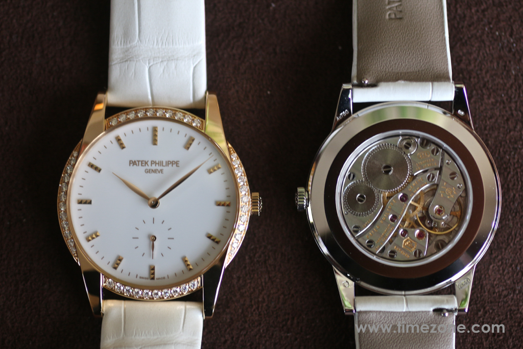 Ladies Calatrava, Ladies Calatrava 7122/200R, Patek Philippe 7122, Ladies Calatrava 7122/200G, Patek Philippe Ladies Calatrava, Caliber 215 PS