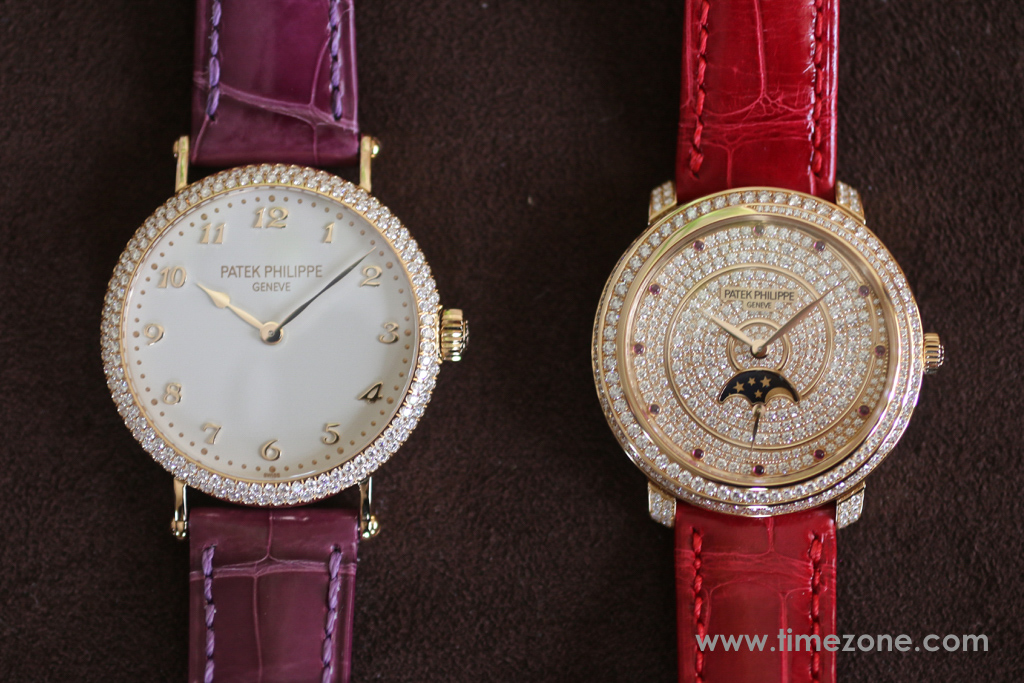 Ladies Calatrava, Ladies Calatrava 7200/200R-001, Patek Philippe 7200, Ladies Calatrava 7200/200R-001, Patek Philippe Ladies Calatrava, Patek Philippe Flamme, Caliber 240