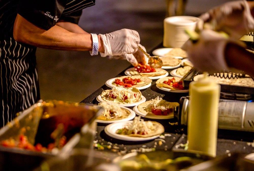 Fish Taco TKO, San Diego Bay Wine & Food Festival