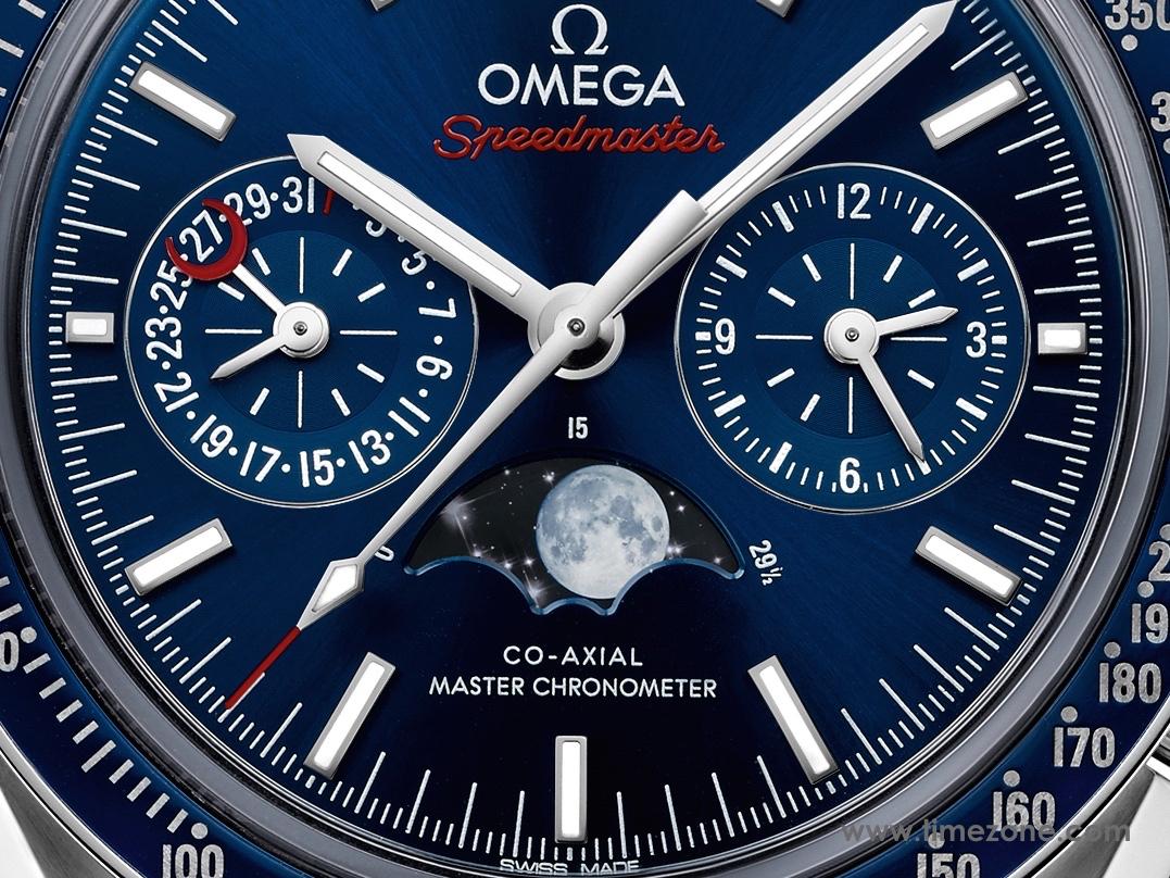 Timezone Omega 187 Pre Basel 2016 Omega Speedmaster