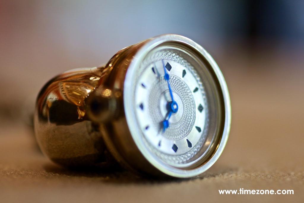 sterling silver memento mori, memento mori pendant watch