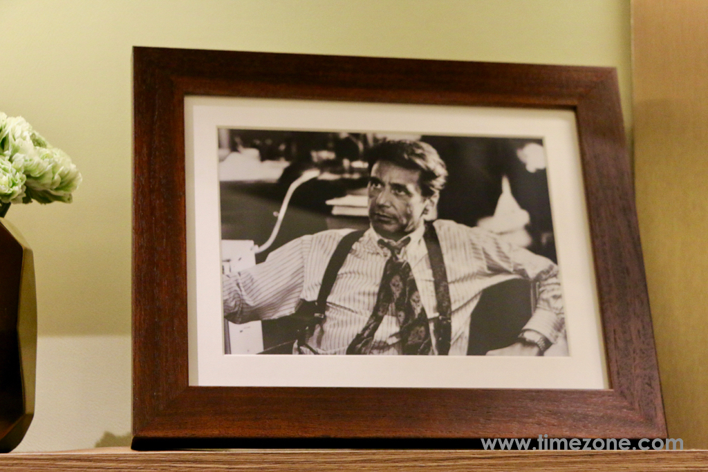 Al Pacino Rolex Datejust in Glengarry Glen Ross, Rolex Greenroom, Rolex Academy Awards, Rolex Oscars Greenroom, 89th Oscars, Academy Awards Greenroom, Sneak peek greenroom, behind the scenes Oscars