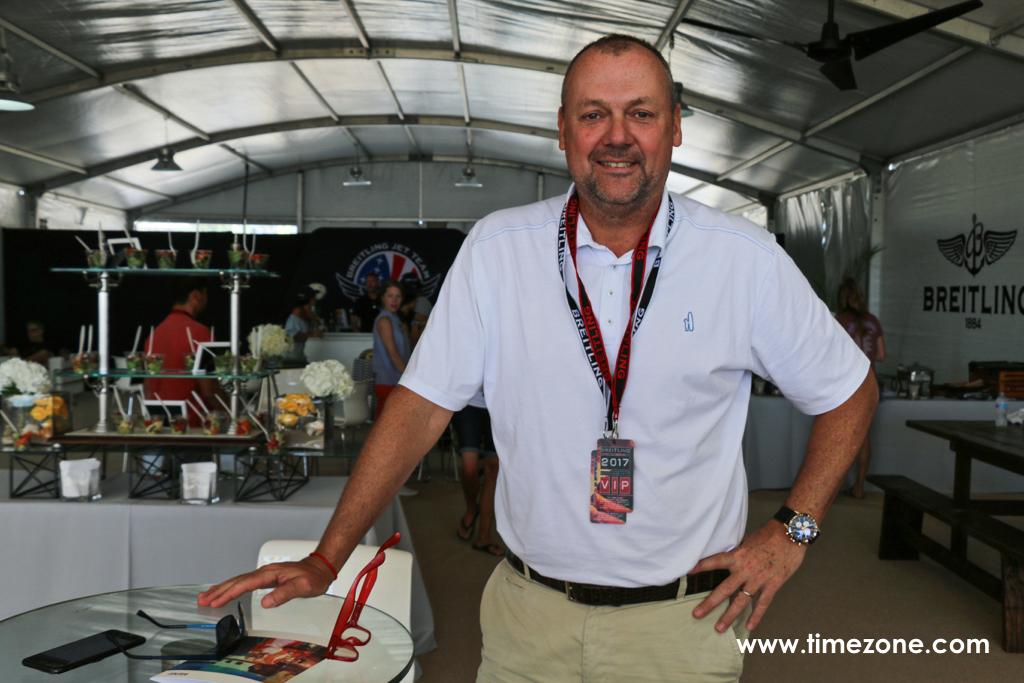 Breitling Huntington Beach Air Show, Breitling Air Show, Thierry Prissert, Breitling Airshow