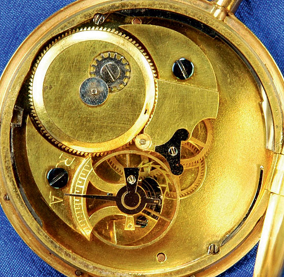 George Washington watch, George Washington L'Epine, Mount Vernon L'Epine, L'Epine 5378