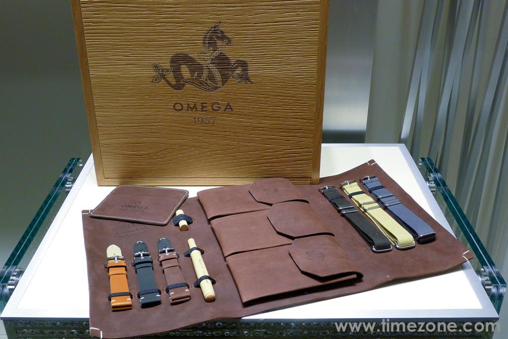 Speedmaster 1957 Trilogy, Omega Booth Baselworld 2017, Omega Booth Basel