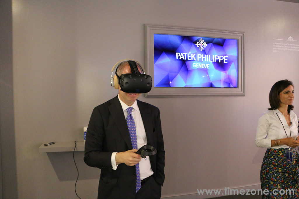 Patek Philippe virtual reality, New York 2017 Special Edition, Patek Philippe Grand Exhibition New York, Patek Philippe Art of Watches Grand Exhibition New York, Patek Philippe Art of Watches Grand Exhibition, Patek Exhibition
