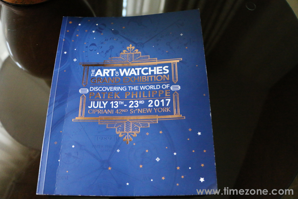Patek Philippe Grand Exhibition catalog, Patek Exhibition catalogue, Patek Philippe Art of Watches Grand Exhibition, Patek Exhibition