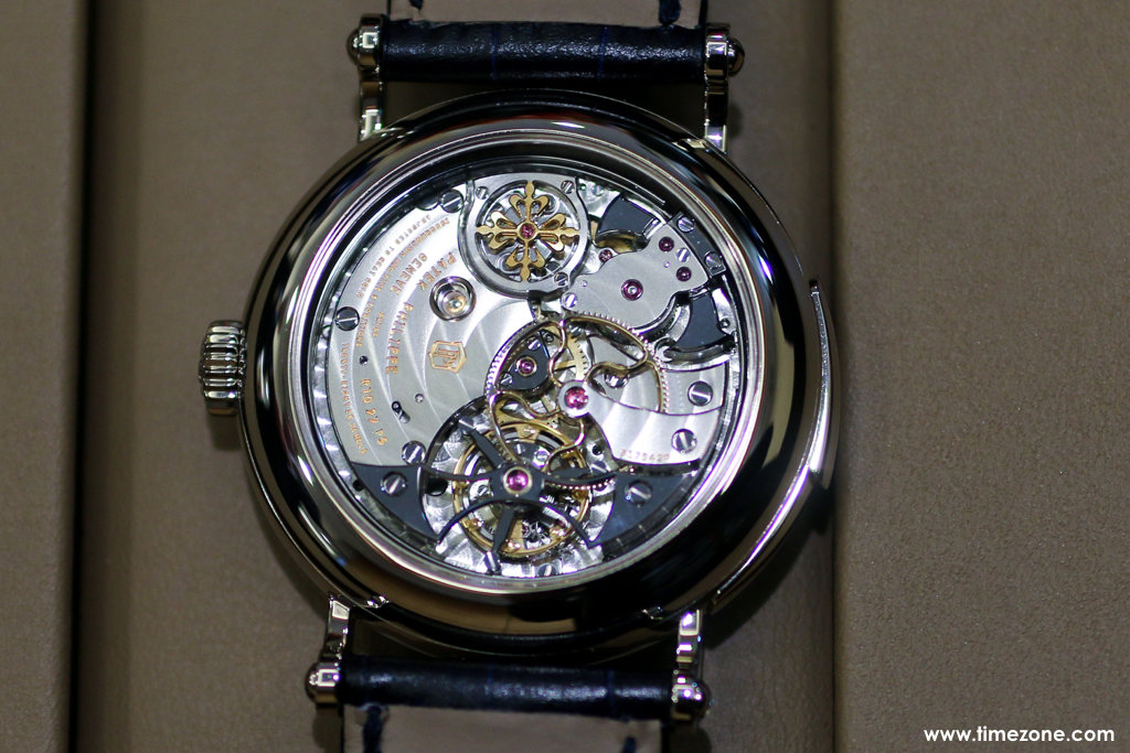 Patek Philippe Minute Repeaters, 5539G, Patek 5539, Patek minute repeater tourbillon, Caliber R TO 27 PS
