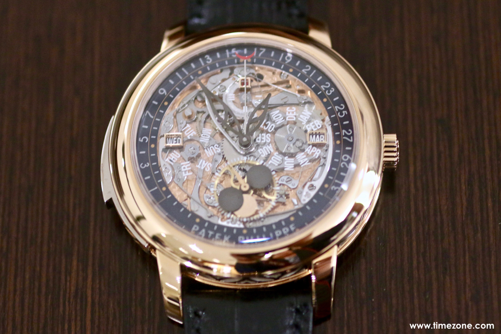 Patek Philippe Minute Repeaters, 5304R, Patek 5304, Caliber R 27 PS QR LU