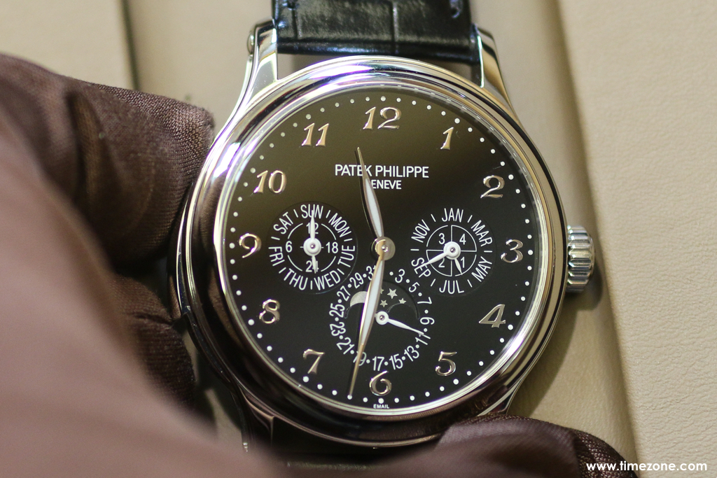 Patek Philippe Minute Repeater, 5374P, Patek 5374, Caliber R 27 PS QR LU