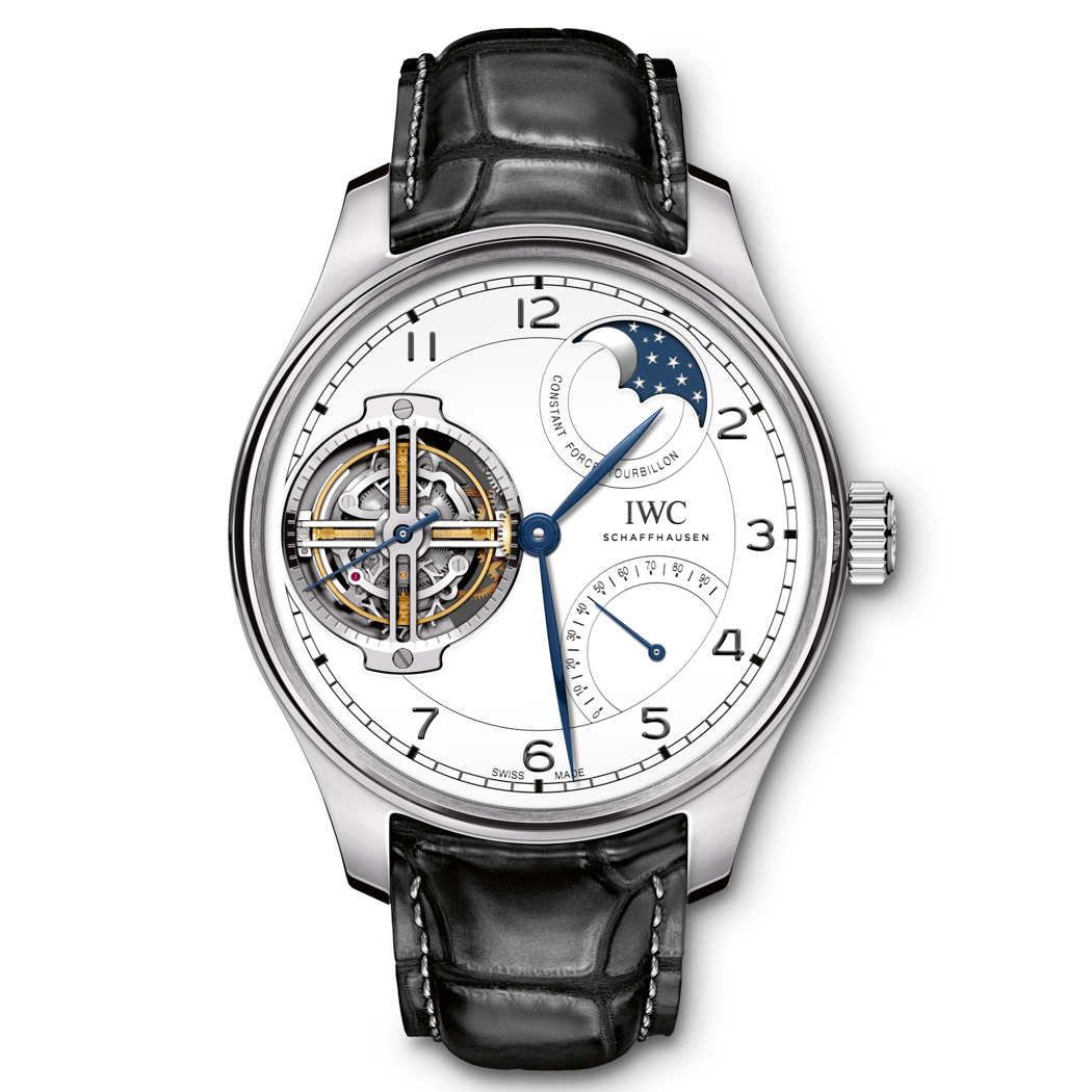 Portugieser Constant-Force Tourbillon Edition 150 Years Ref. IW590202, Portugieser Constant-Force Tourbillon, IWC Constant Force Tourbillon, IW590202