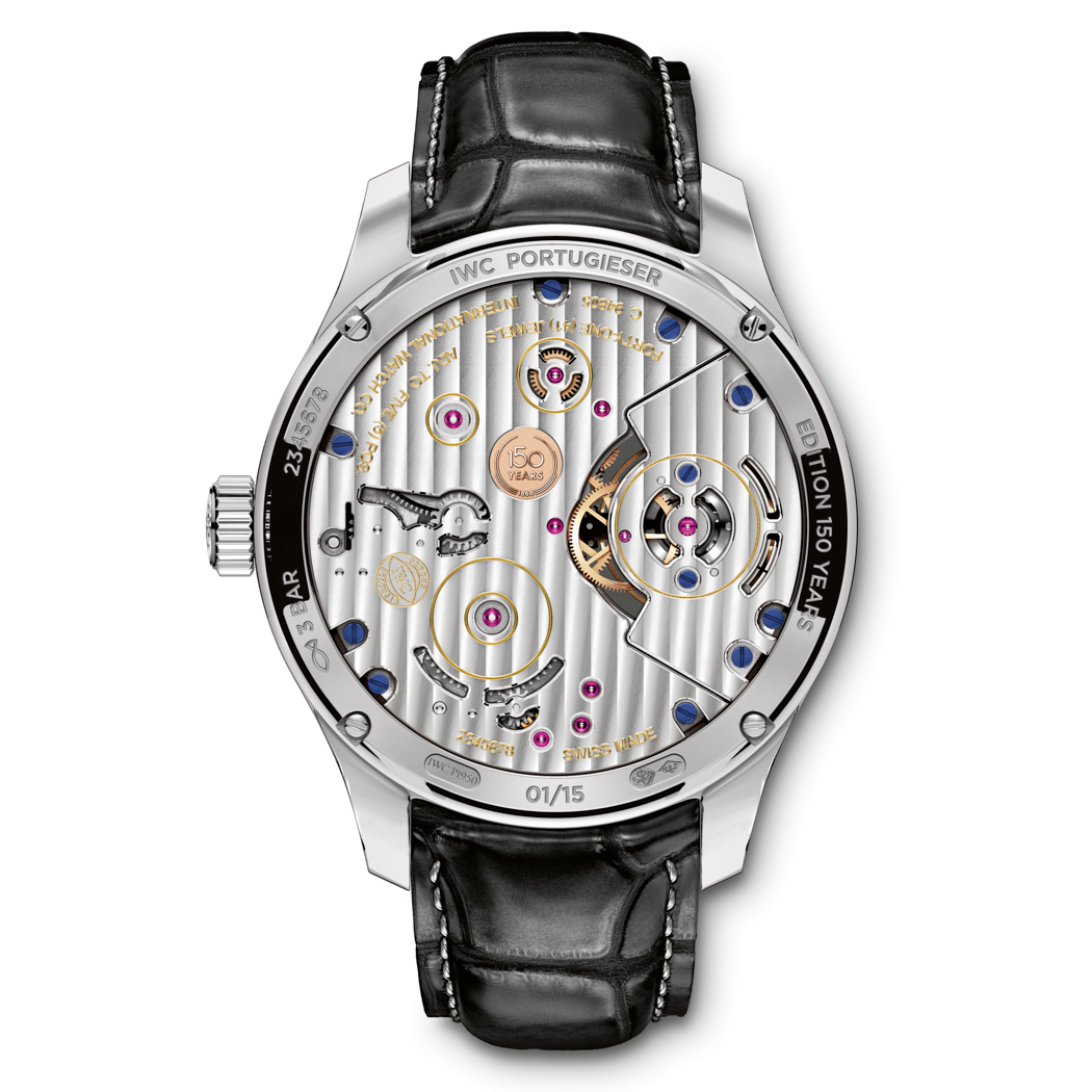 IWC 94805 calibre, 94805, IWC Constant Force Tourbillon, IW590202