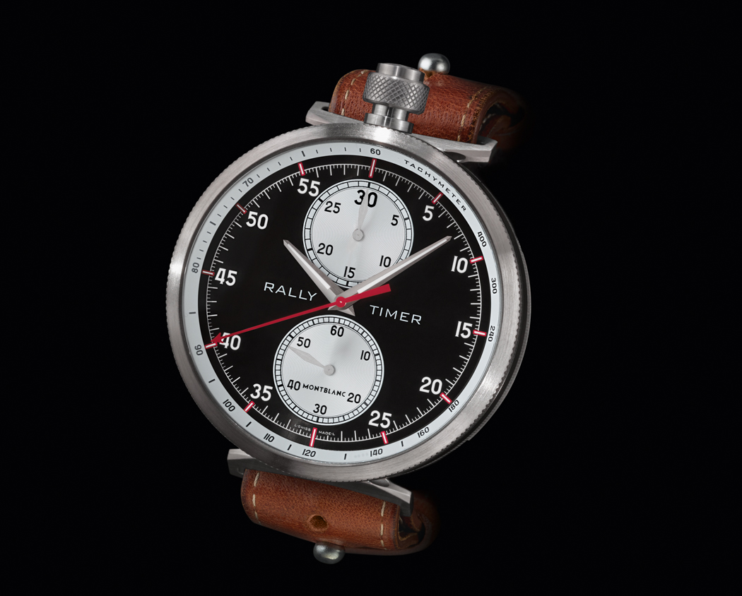 Montblanc TimeWalker Rally Timer Chronograph Limited Edition 100, TimeWalker Rally Timer Chronograph Limited Edition 100, Montblanc TimeWalker Rally, TimeWalker Rally Timer Chronograph, Ref. 118487, Montblanc 11848