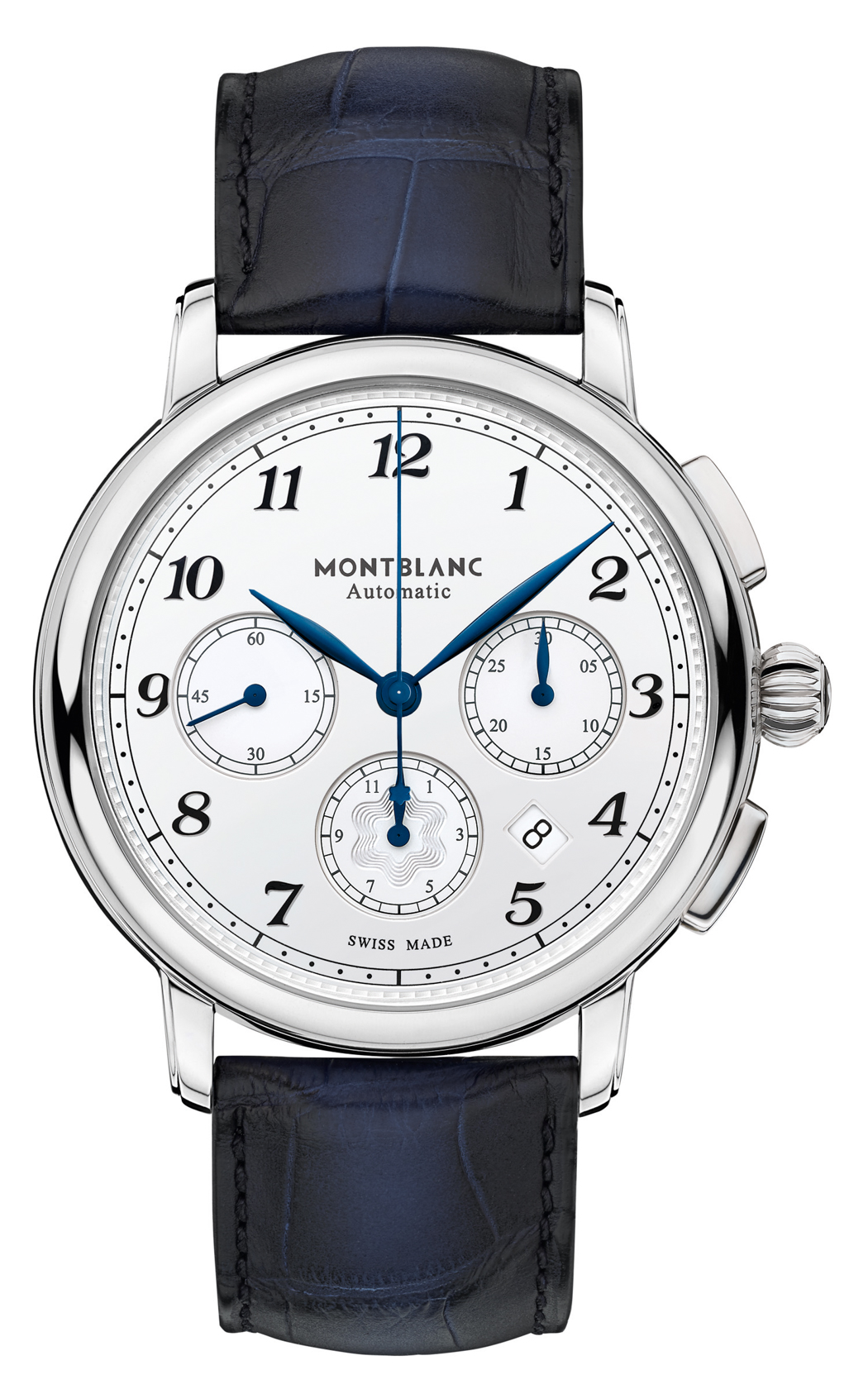 Montblanc Star Legacy Automatic Chronograph, Star Legacy Automatic Chronograph, Star Legacy Montblanc, Nicolas Rieussec, Ref. 118514, Montblanc 118514