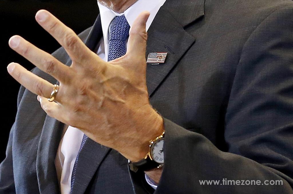 Pence Timex 001 Rex Tillerson