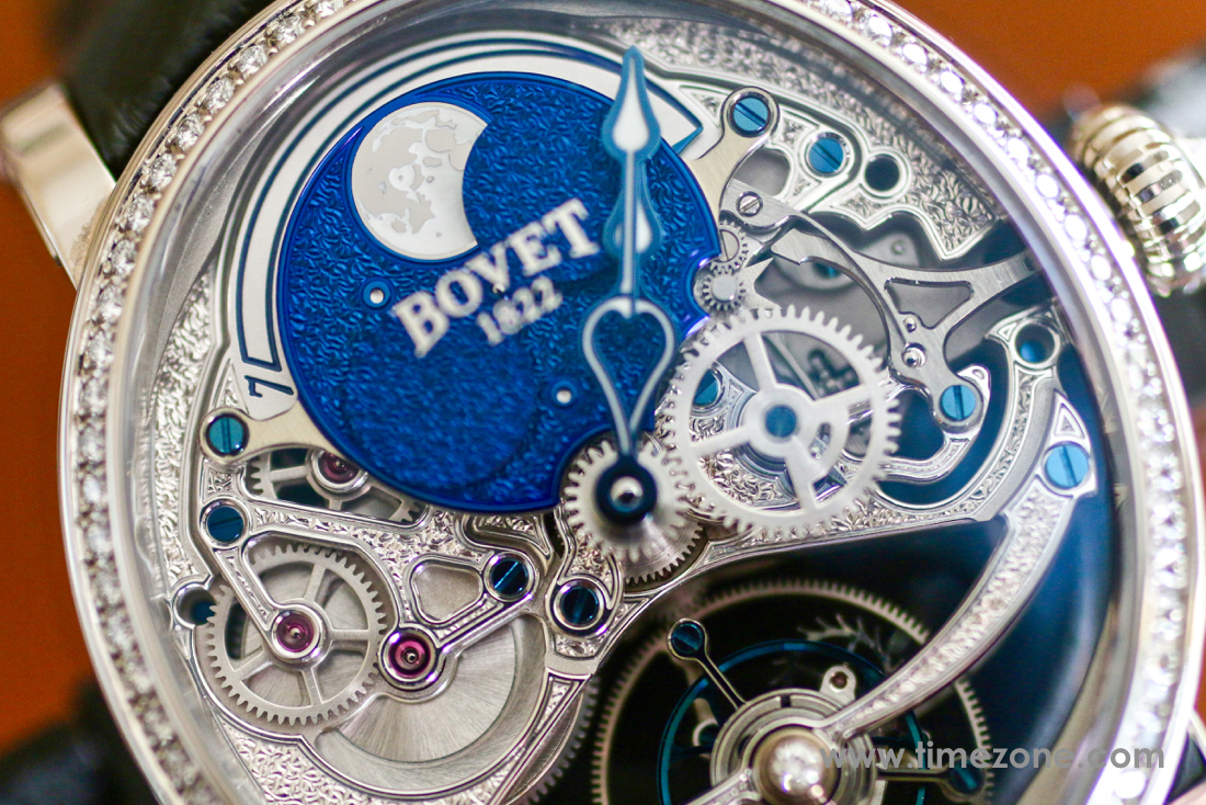 Bovet Recital 9, DTR9-WG-0B0-C1, Bovet review, Bovet Recital 9 review, Bovet in-house, Bovet vertically integrated, Bovet manufacture