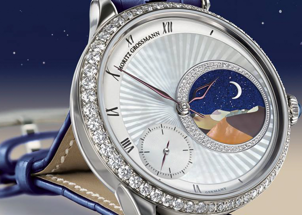 Karl Moritz Grossmann, TEFNUT 1001 Nights, Moritz Grossmann 1001 Nights, Grossmann 1001 Nights