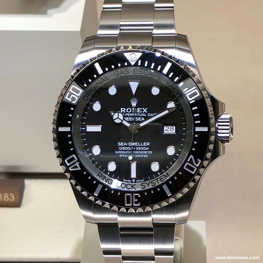 Rolex Deepsee Sea-Dweller, Seadweller, Rolex Sea-Dweller, 126660
