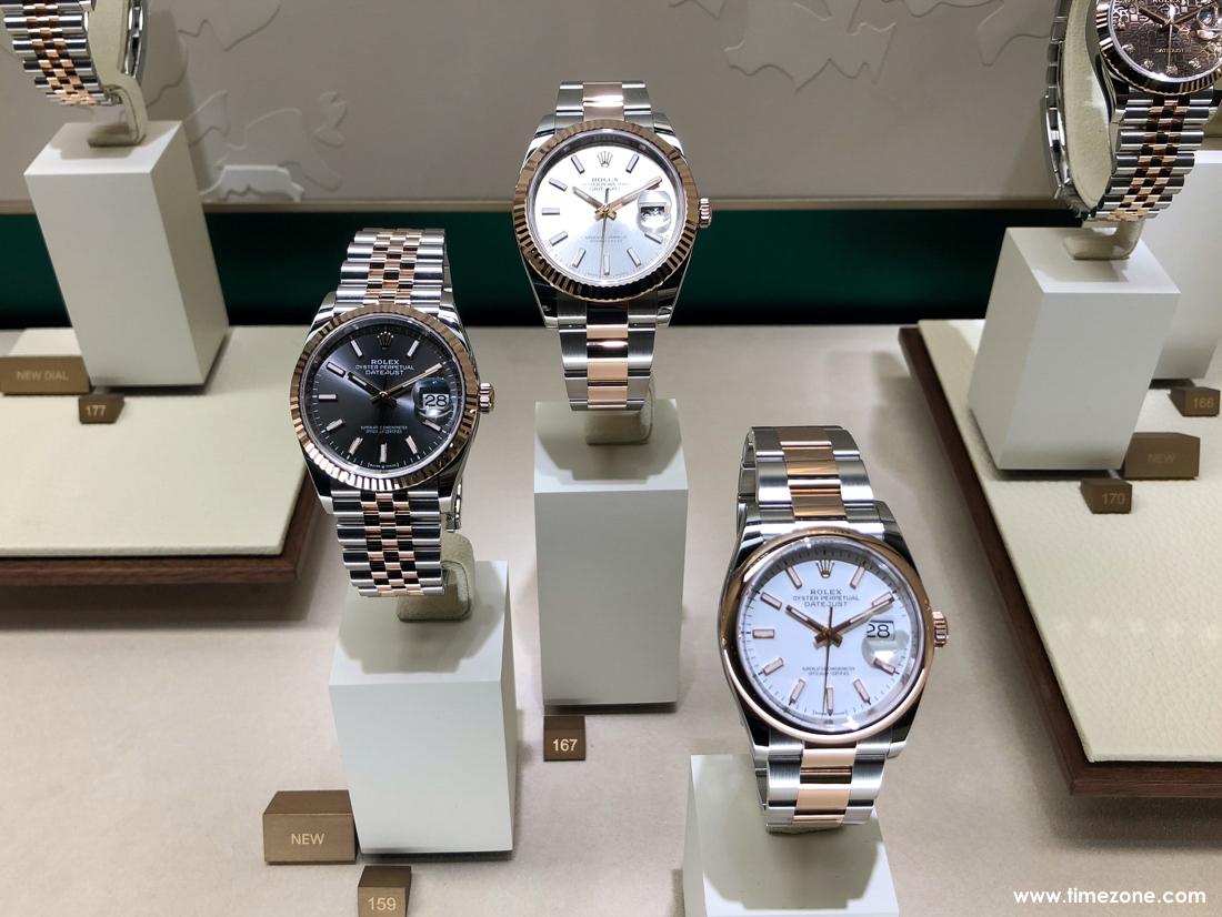Rolex Datejust 36, 126203, Rolex 126203