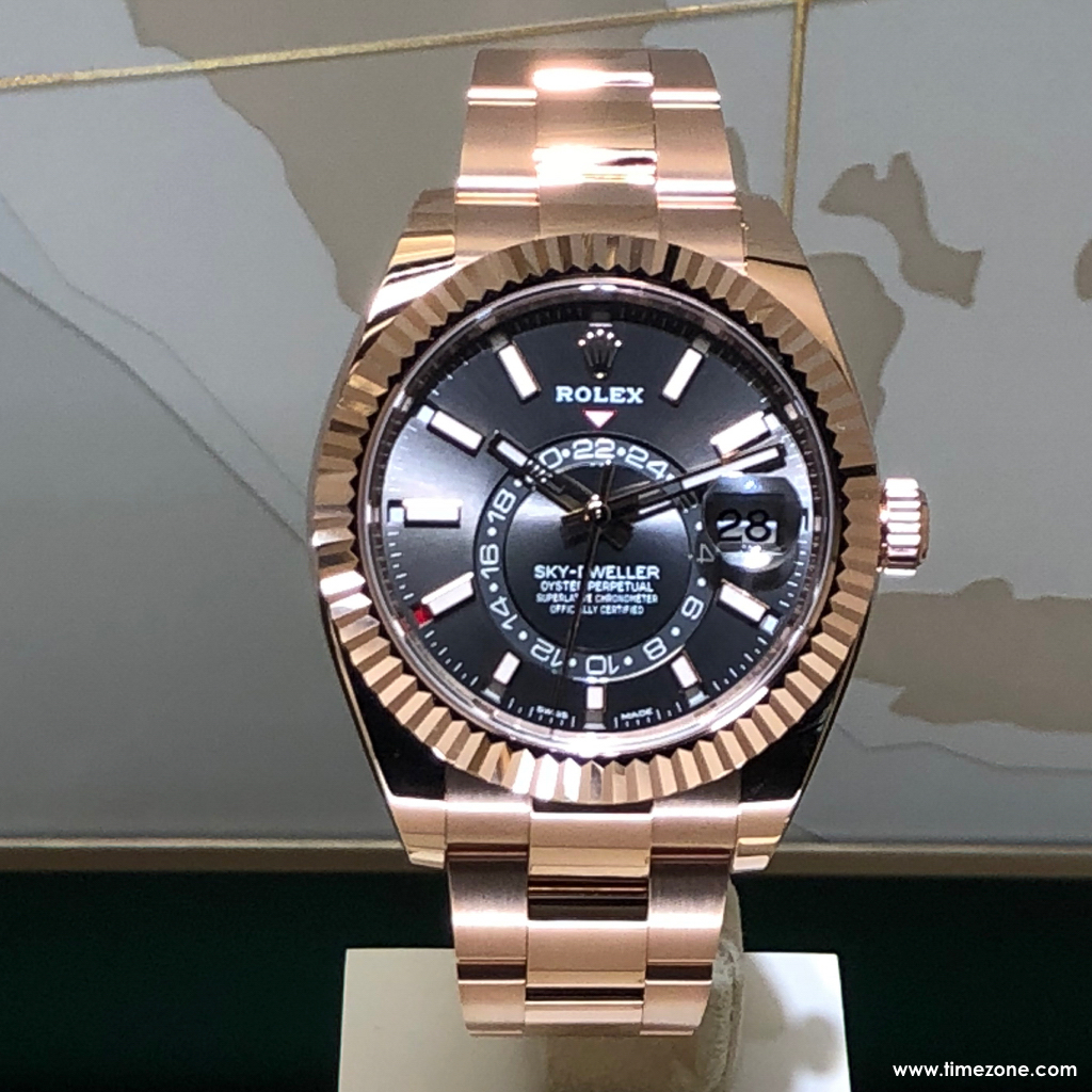 Rolex Sky-Dweller, 326935, Rolex 326935