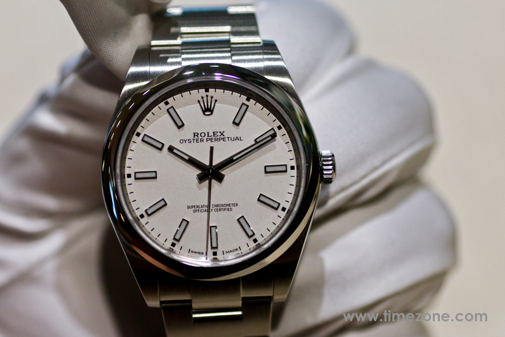 Rolex Oyster Perpetual 39, Oyster Perpetual 39, 114300, Ref. 114300, Rolex Beverly Hills Preview 2018