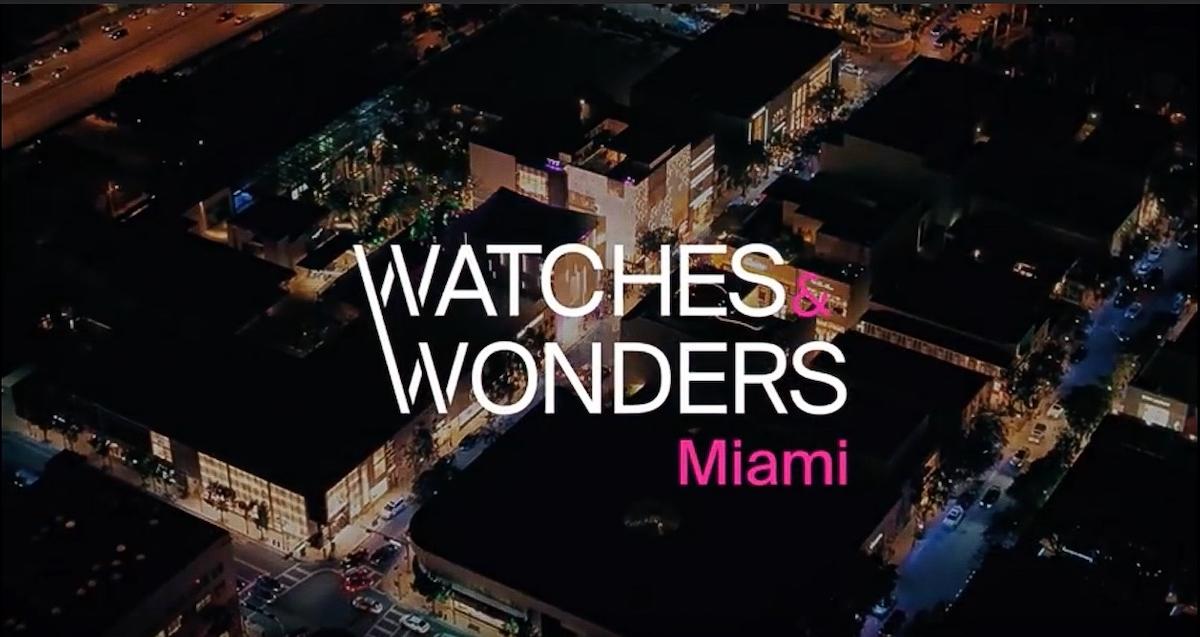 Watches & Wonders, Watches Wonders Miami, Watches Wonders, WWM
