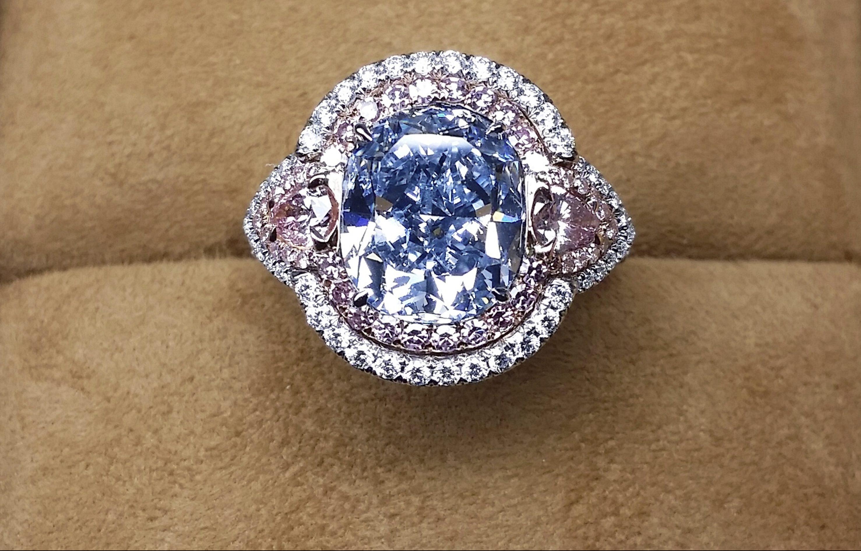 Brees Panerai, Brees CJ Charles, Brees diamonds, Brees investment diamonds, Moradi diamonds, Brees Moradi