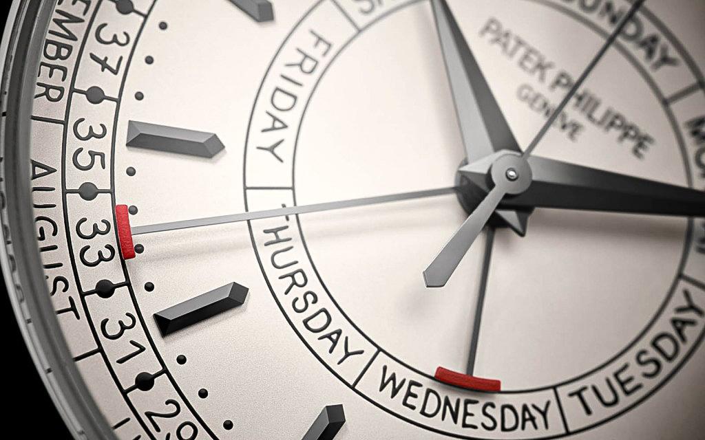 5212A Calatrava Weekly Calendar, 5212A, Patek Weekly Calendar, Calatrava Weekly Calendar