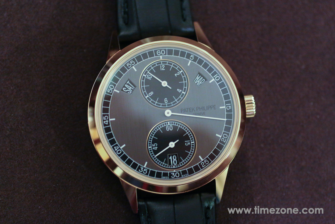 Annual Calendar Regulator Ref. 5235/50R, 5235, Patek Philippe 5235/50R, Patek Annual Calendar Regulator,  Annual Calendar Regulator