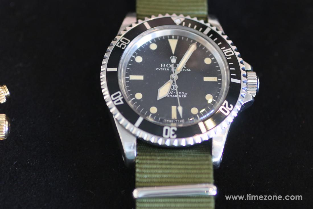 Rolex Submariner 5513 MilSub, Rolex-6263, Rolex-6265, Rolex-5513-Milsub