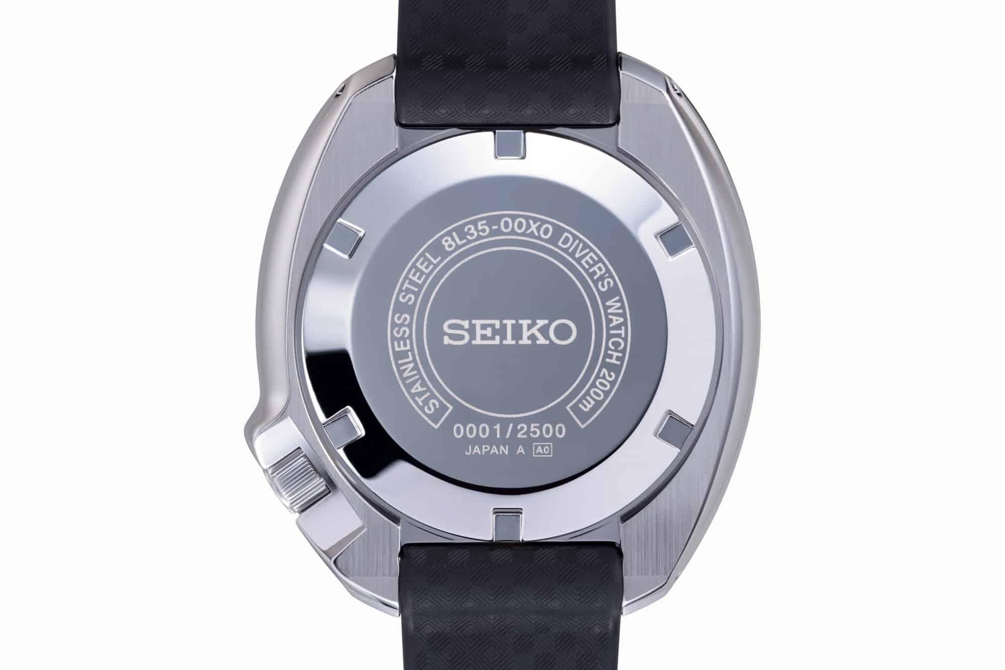 Seiko Prospex SLA033, SLA033, Seiko SLA033