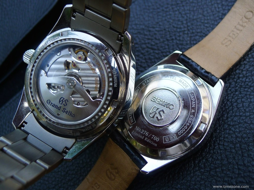 Grand Seiko Snowflake, Grand Seiko SBGA011, Grand Seiko 44GS, Grand Seiko SBGW047