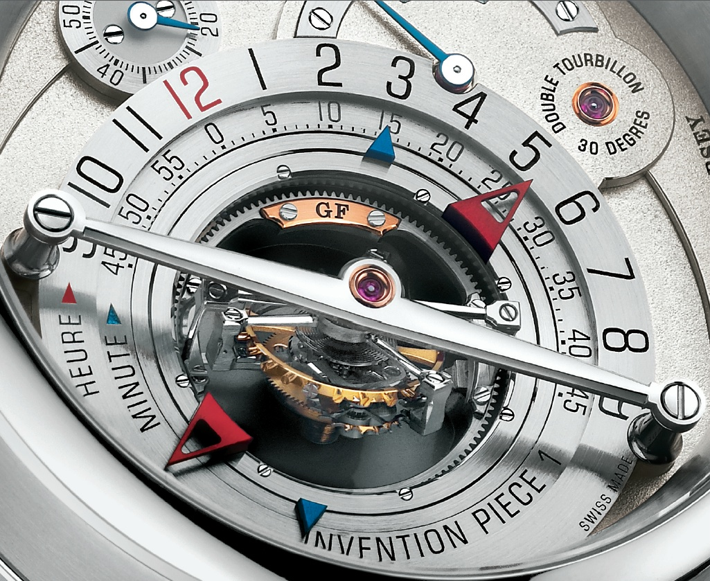 News : Greubel Forsey Invention Piece 1 Platinum 16911