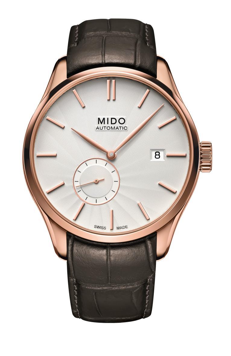 Bâle 2016: Mido Belluna Small Seconds 16midobel2