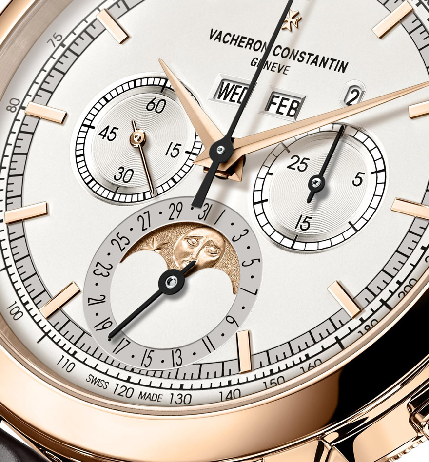 vacheron - News SIHH 2017 : Vacheron Constantin Traditionnelle Calendrier Perpetuel Chrono 17patrym6