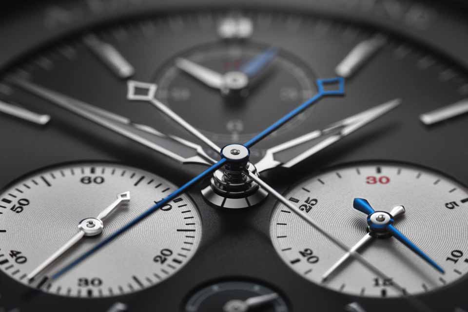 A. Lange & Sohne Triple Split Chronograph, Lange Triple Split Chronograph