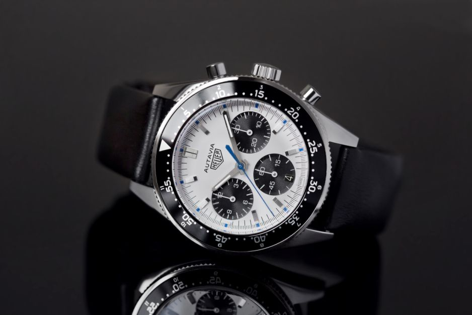 TAG Heuer Autavia Jo Siffert, CBE2114, TAG Heuer Collector's Watch